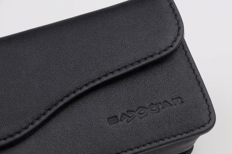 Echt-Leder Etui für Digitalkameras nach Kundenvorgaben